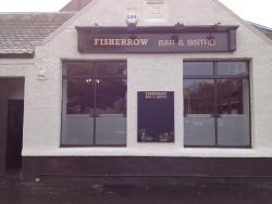 Fisherrow bar and Restaurant