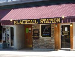 ‪Blacktail Station‬