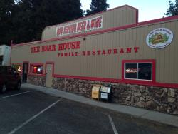‪The Bear House Family Restaurant‬