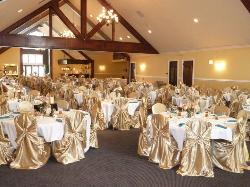 Golden Glow Ballroom