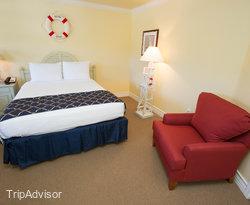 The King Double Queen Villa Suite at the Avila Lighthouse Suites