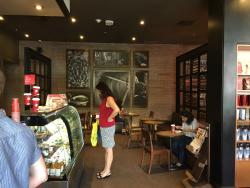 Starbucks Parque Arauco