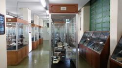 Museu Minerais e Rochas