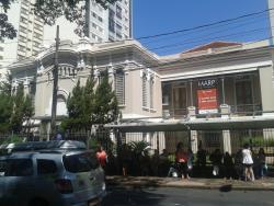 Museu de Arte de Ribeirão Preto Pedro Manuel Gismondi