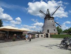 Windmühle Straupitz