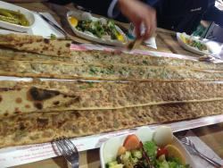 Havzan Etli Ekmek
