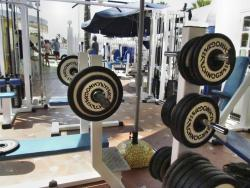 Health Club Open Air Gym