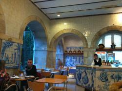 Cafe Do Museu - Museu Nacional Do Mar