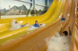 America's Largest Indoor Waterpark