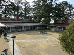 Himneel Block - The Chail Palace by Exploring Hawk