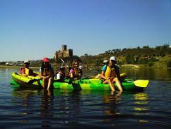 Castelo de Almourol - Rio Tejo