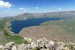 Nemrut Krater Lake