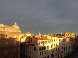 a veiw from roof