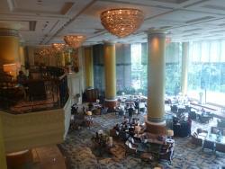 Lobby Lounge at Makati Shangri-La, Manila