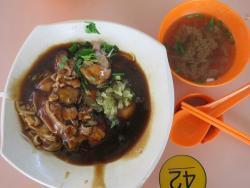 Hong Heng Beef Noodle Soup & Katong Laksa