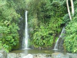 San Juan waterfalls