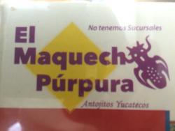 El Maquech Purpura