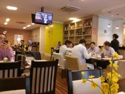 Aroma Cafe -Bistro Ltda