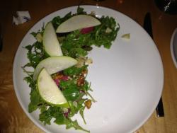 The Revelry - Arugla & beet salad