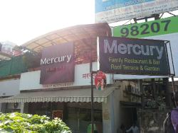 Mercury Wine and Dine