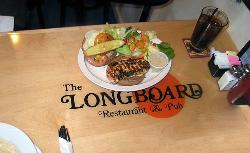 The Longboard Restaurant & Pub on Springdale