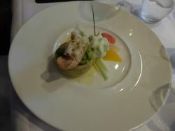 Auberge des Cretes Restaurant
