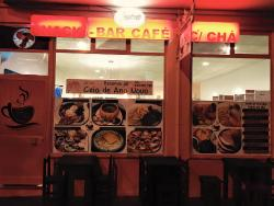 Cafe Com Cha