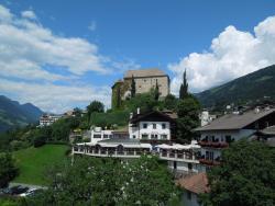 Schenna Castle and the Mausoleum
