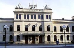 Stenstan Visitor Center