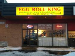 Egg Roll King