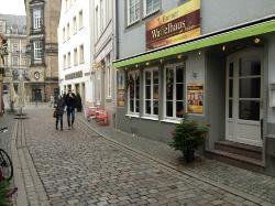 Bremer-Waffelhaus im Schnoor
