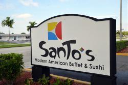 Santo's Modern American Buffet &Sushi