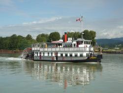 Paddlewheeler Riverboat Cruises