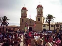 Iglesia Chica de Andacollo