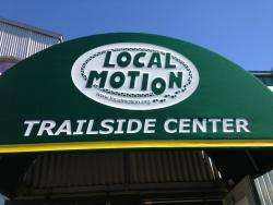 ‪Local Motion Trailside Center‬