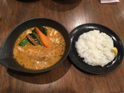 Soup Curry Lavi Shin Chitose Kuko