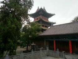 Monastero Shaolin (Shaolin Temple)
