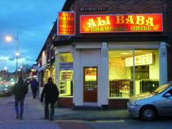 Ali Baba Charcoal Grill