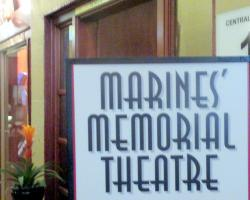 Marines Memorial Theater