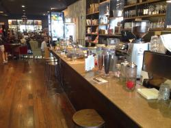 Cafe 1812 at Berkelouw Book Sellers