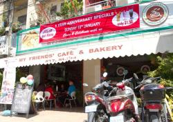 My Friends'Cafe & Bakery