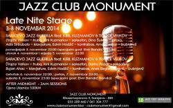 Jazz Club Monument