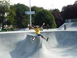 Skate Park Gdynia