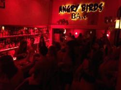 Angry Birds Bar
