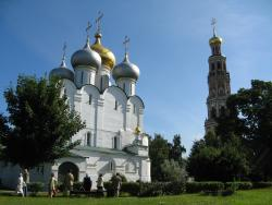 Cathedral of Smolensk Icon of Our Lady in Novodevichiy Convent