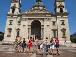 Budapest Kick Scooter Tour