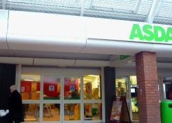 Asda Crewe Cafe
