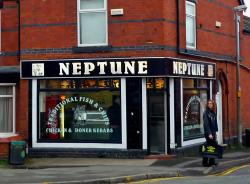 ‪Neptunes Fish & Chip Shop‬