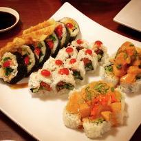 New Akasaka Sushi