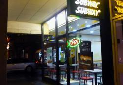 Subway Foregate Street